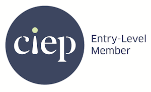 Logo of Chartered Institute of Editing and Proofreading - CIEP